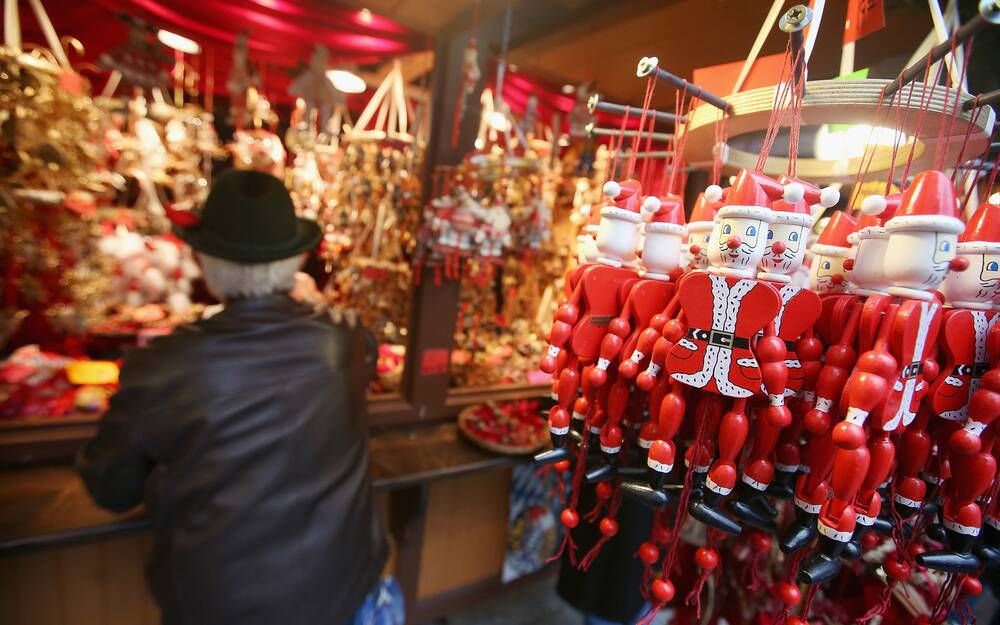 5 Must-Visit Christmas Markets in Chicago   Travel + Leisure