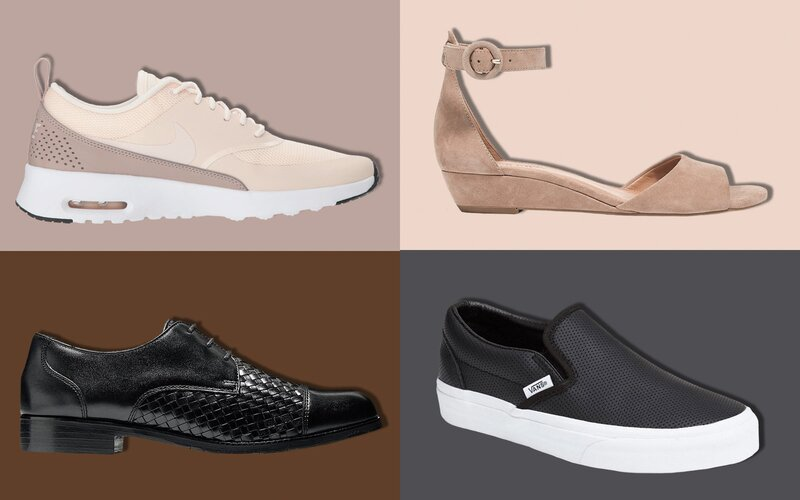 Travel Shoes Loved by Travel Editors