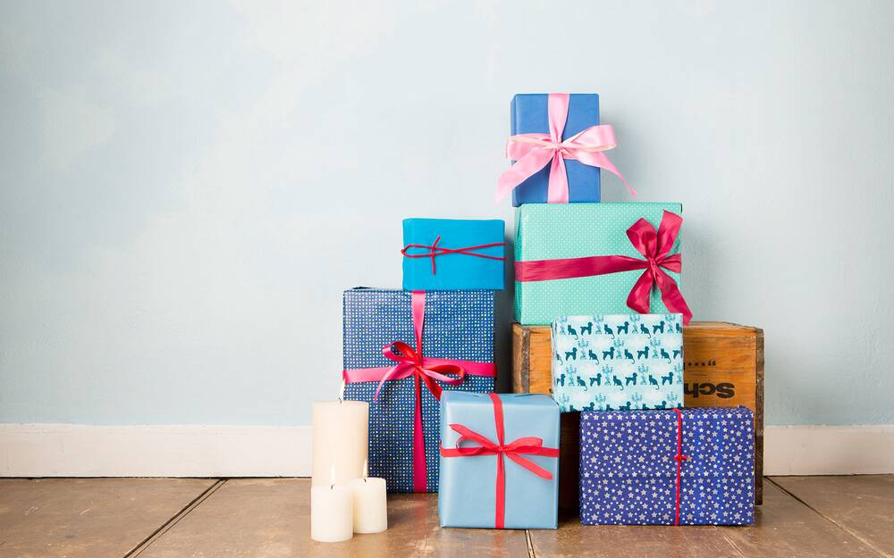 Can You Bring Wrapped Gifts Through Security? | Travel + Leisure