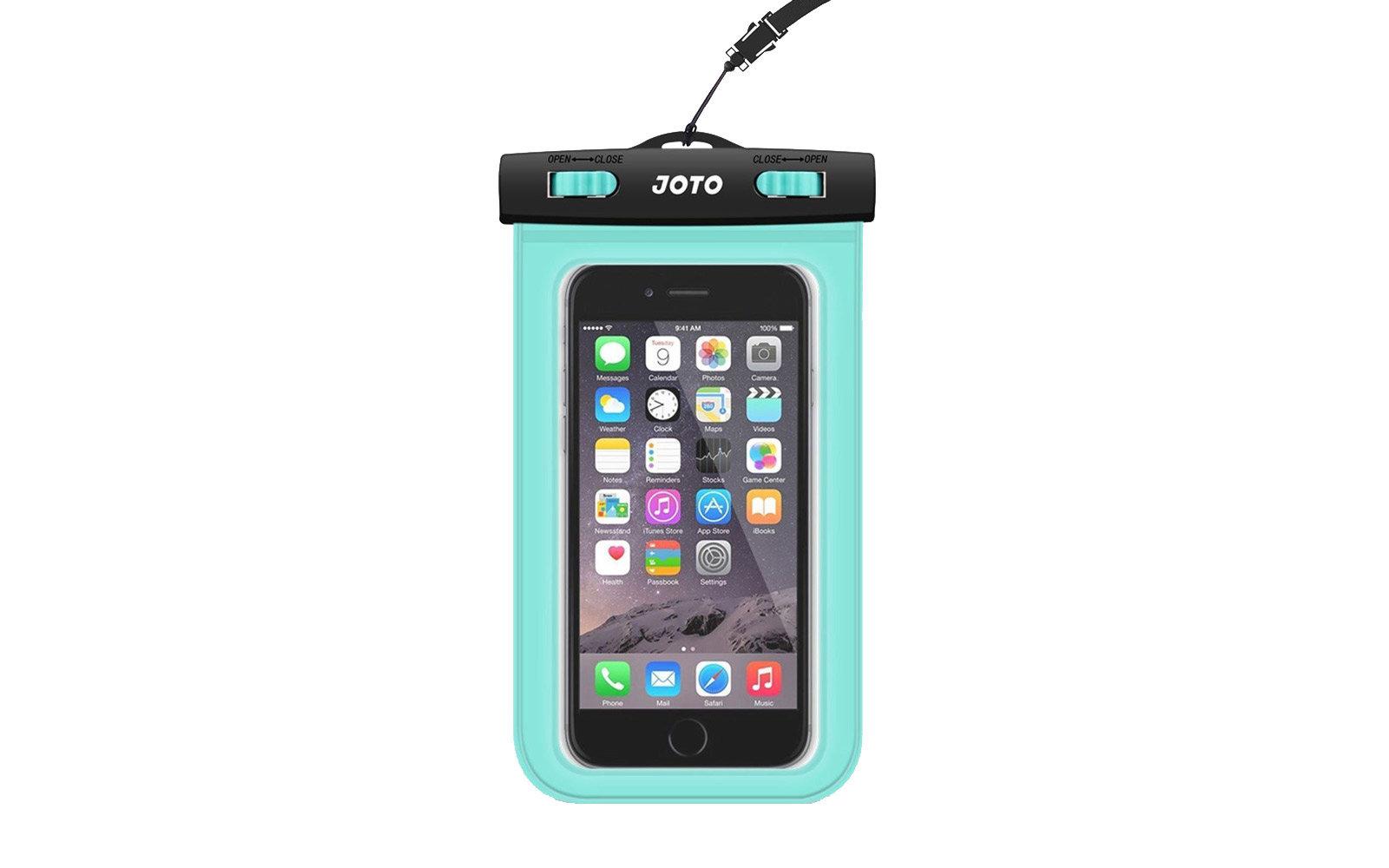 best budget waterproof phone case joto