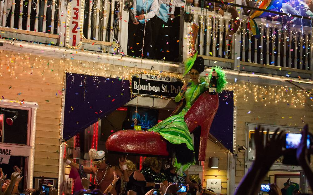 Free Things to do in Key West for New Year\'s | Travel + Leisure