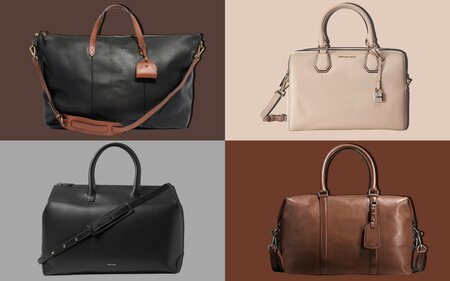 The Best Leather Duffel Bags   Travel + Leisure d9939fbe93