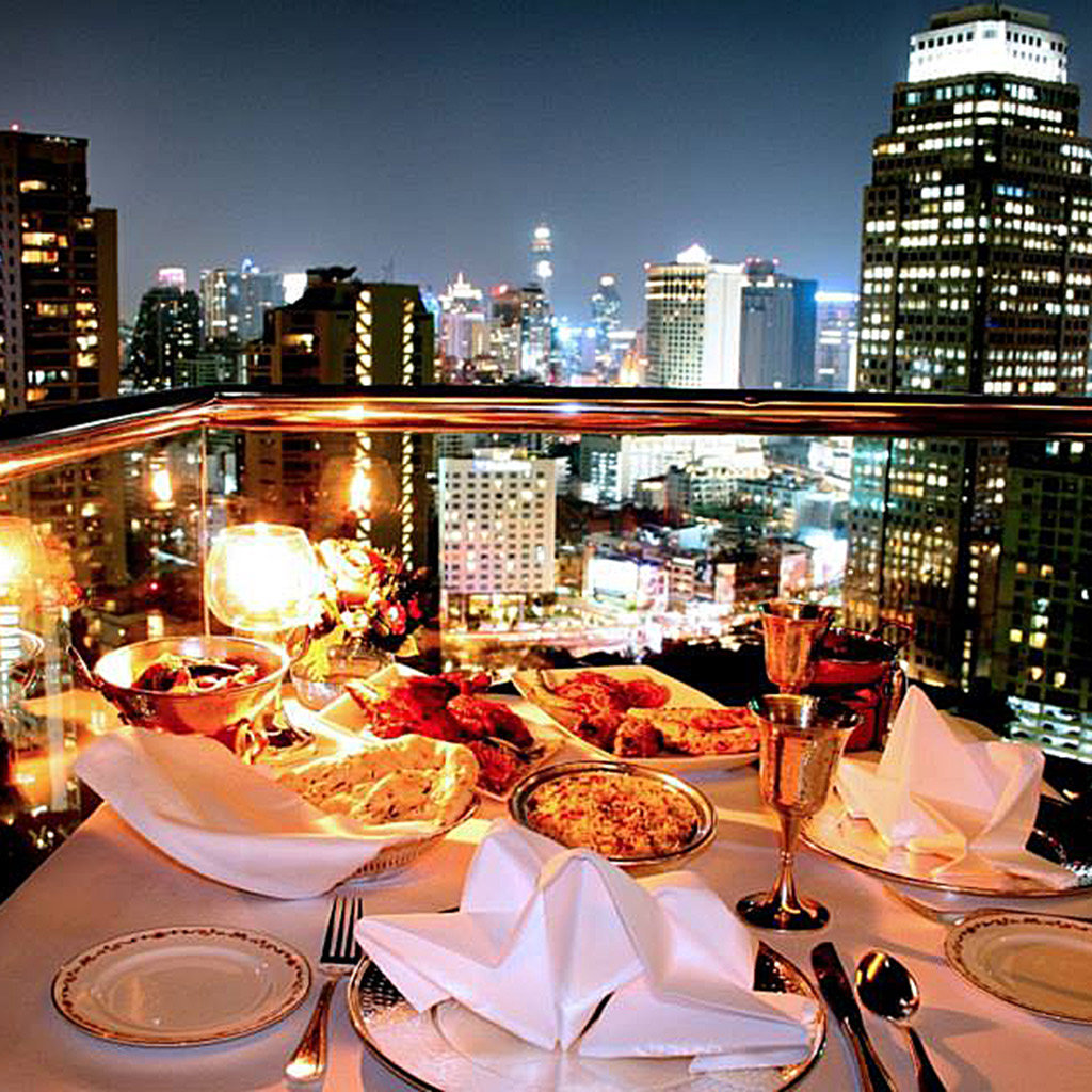 Most Romantic Restaurants In Bangkok Travel Leisure