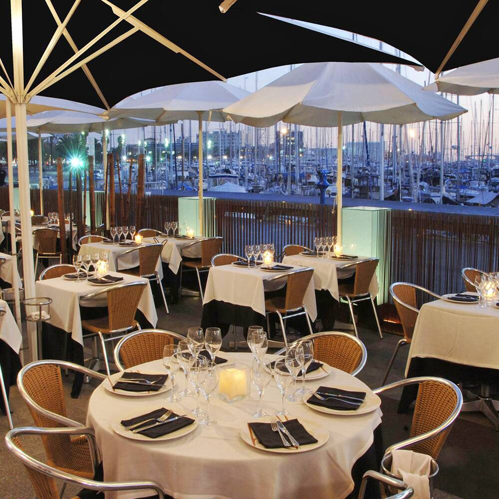 Best Waterfront Restaurants In Barcelona