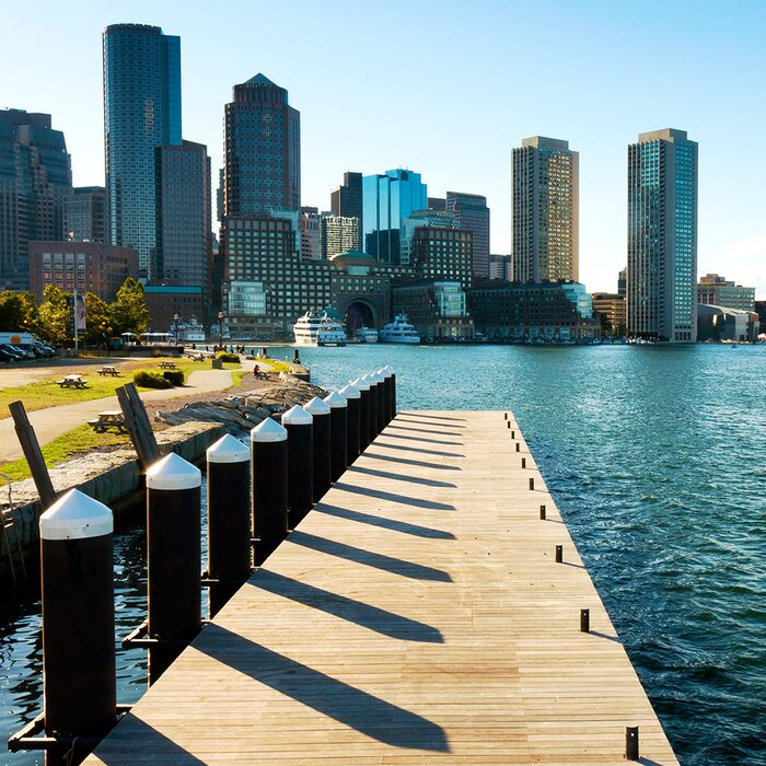 Best Hotels Near Boston Harbor