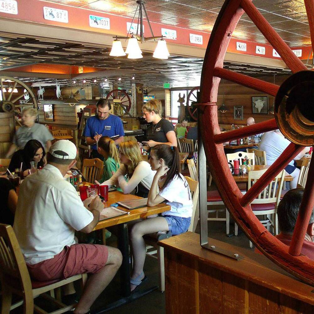 Top Family Friendly Restaurants In Jackson Hole