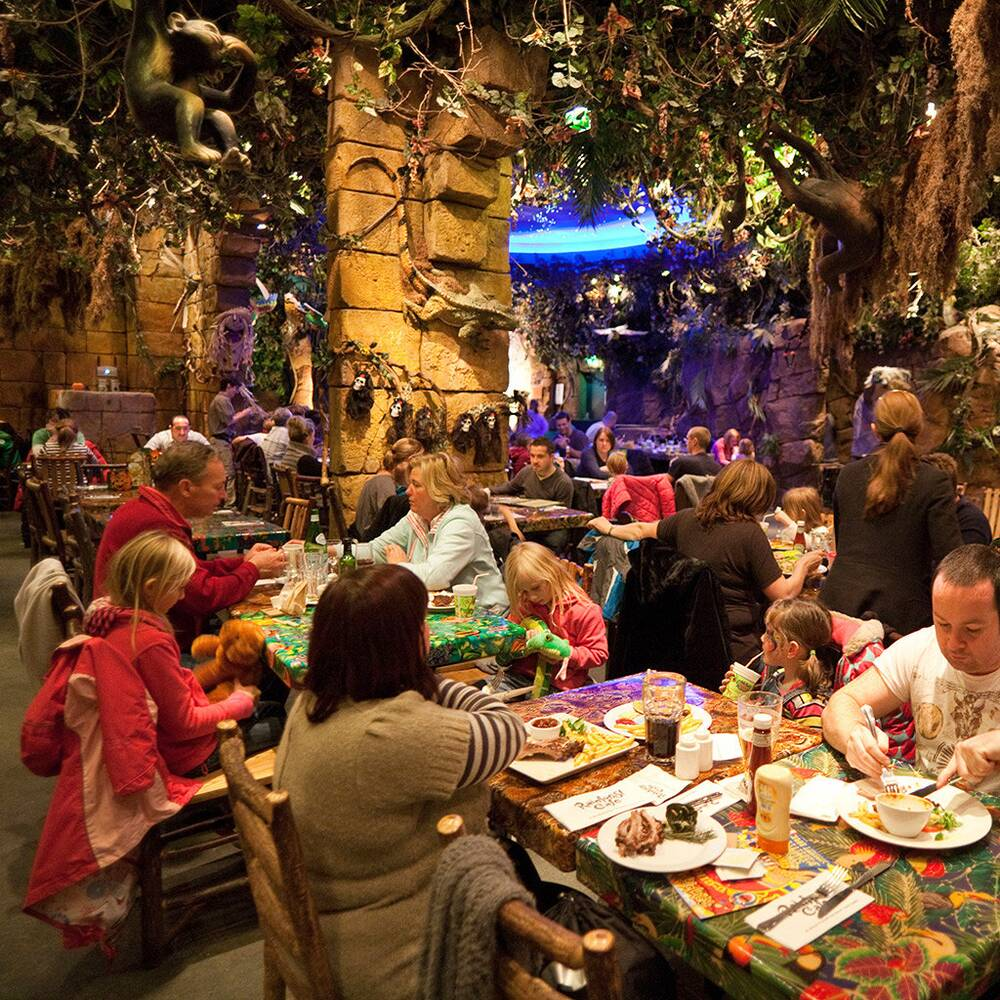 Family Friendly Restaurants In Las Vegas