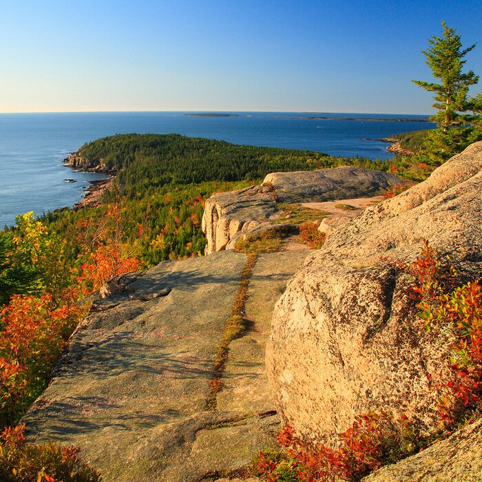 Best Day Hikes In Maines Acadia National Park