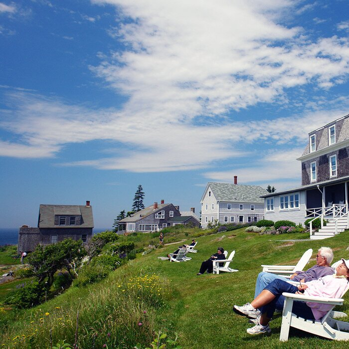 Maine S Best Island Inns