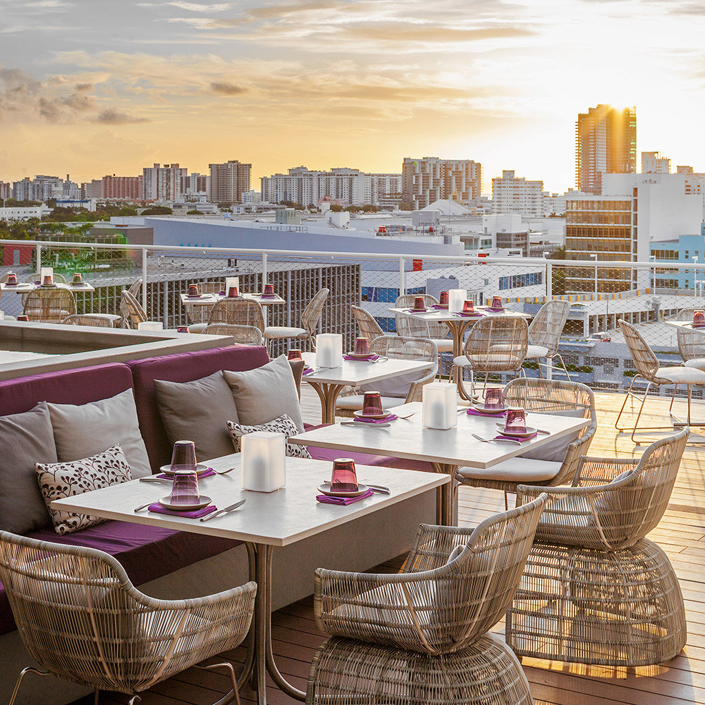 Top 5 Miami Restaurants With A View Travel Leisure