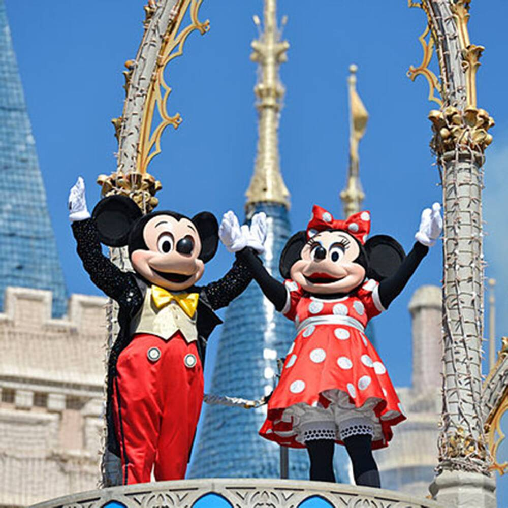 top 5 live shows at disney world in orlando travel leisure