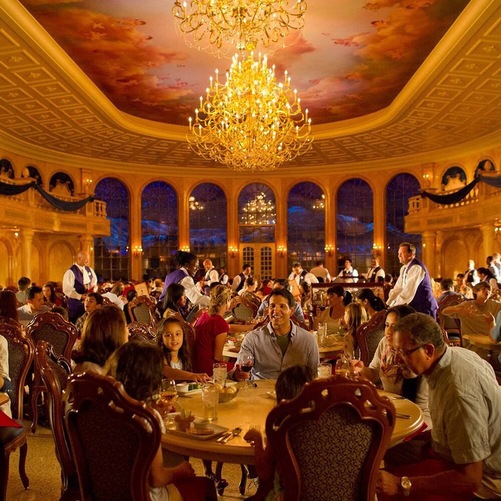 Orlando S Top Theme Park Restaurants