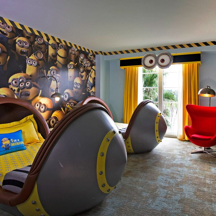 Top Universal Studios Hotels Courtesy Of Orlando