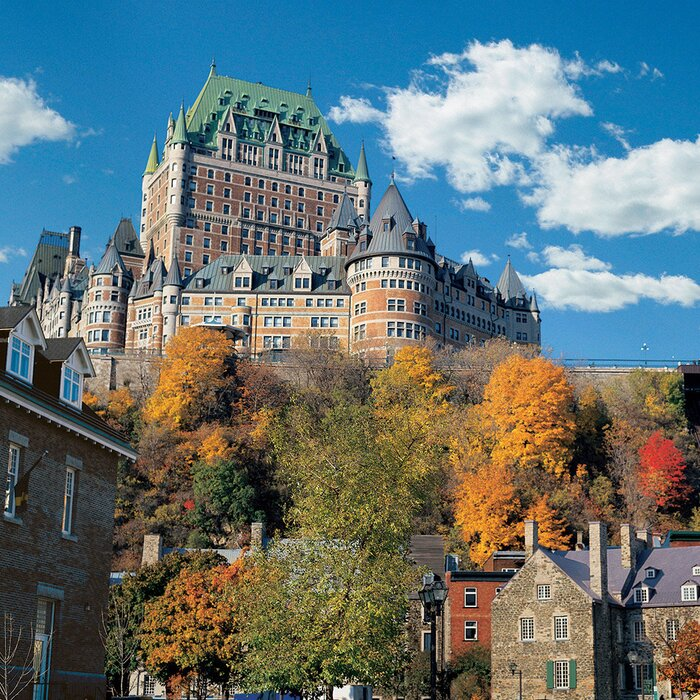 Top Luxury Hotels In Quebec City