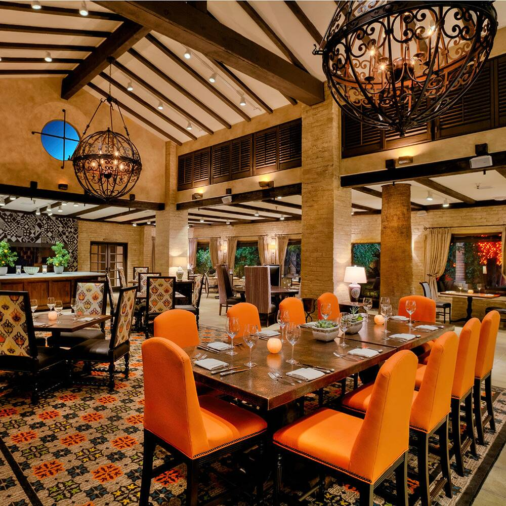 Most Restaurants In Scottsdale