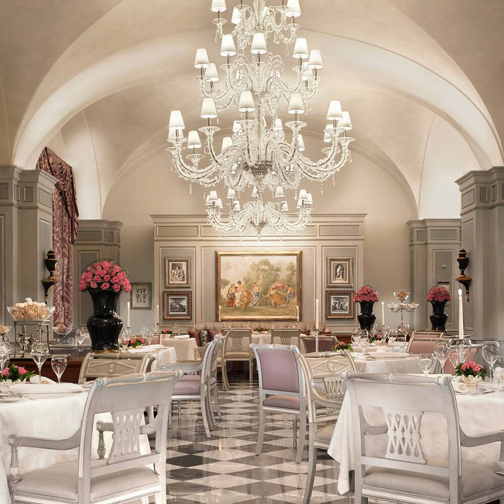 Most Restaurants In Tuscany