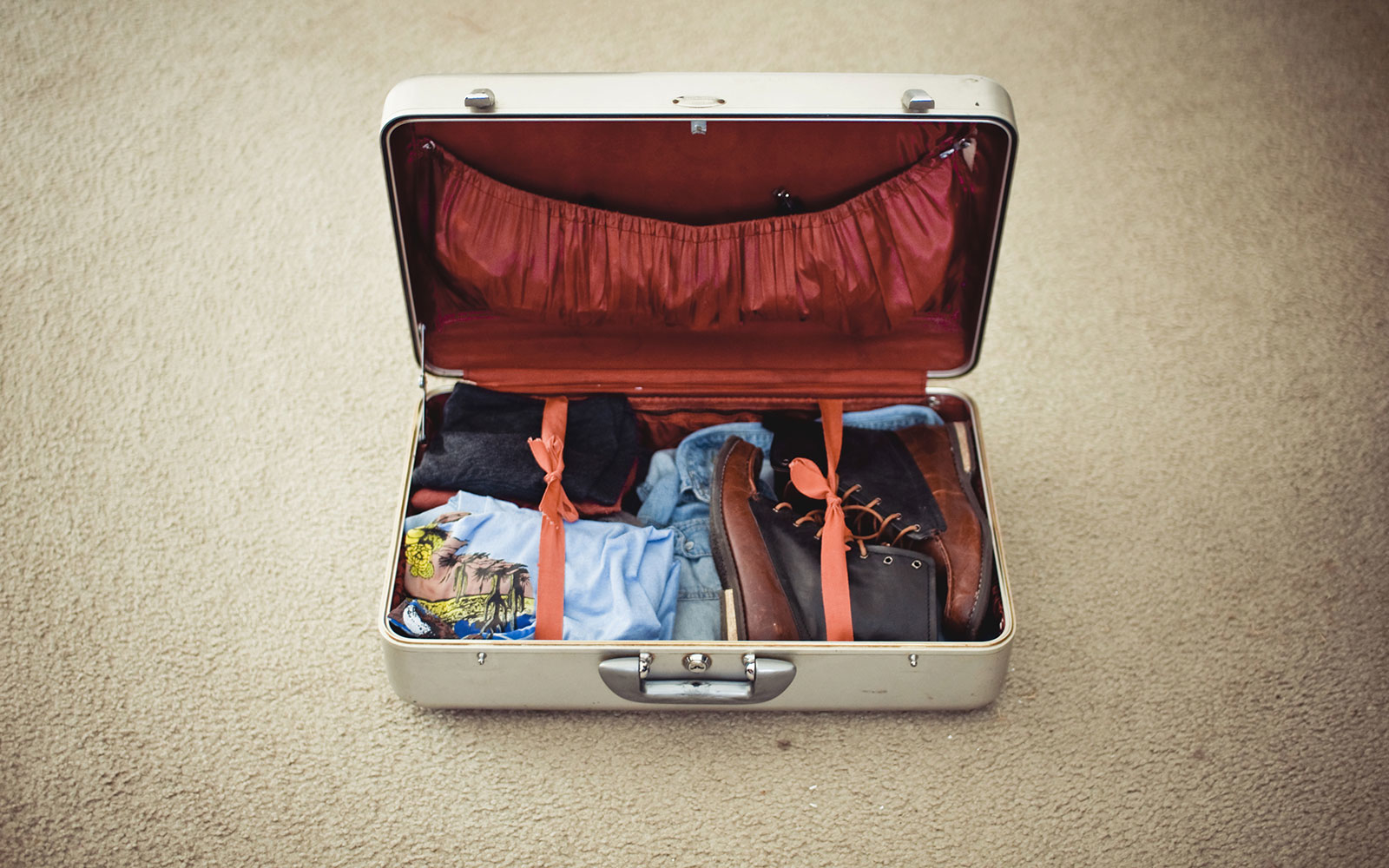 Image result for packing suitcase
