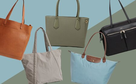 The 15 Best Tote Bags for All Your Travel Needs 031ba7c32b