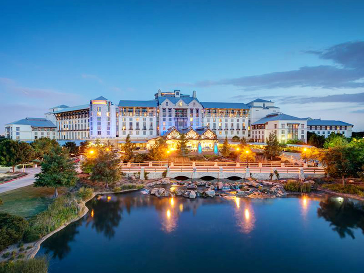 Gaylord Texan Resort Convention Center Travel Leisure