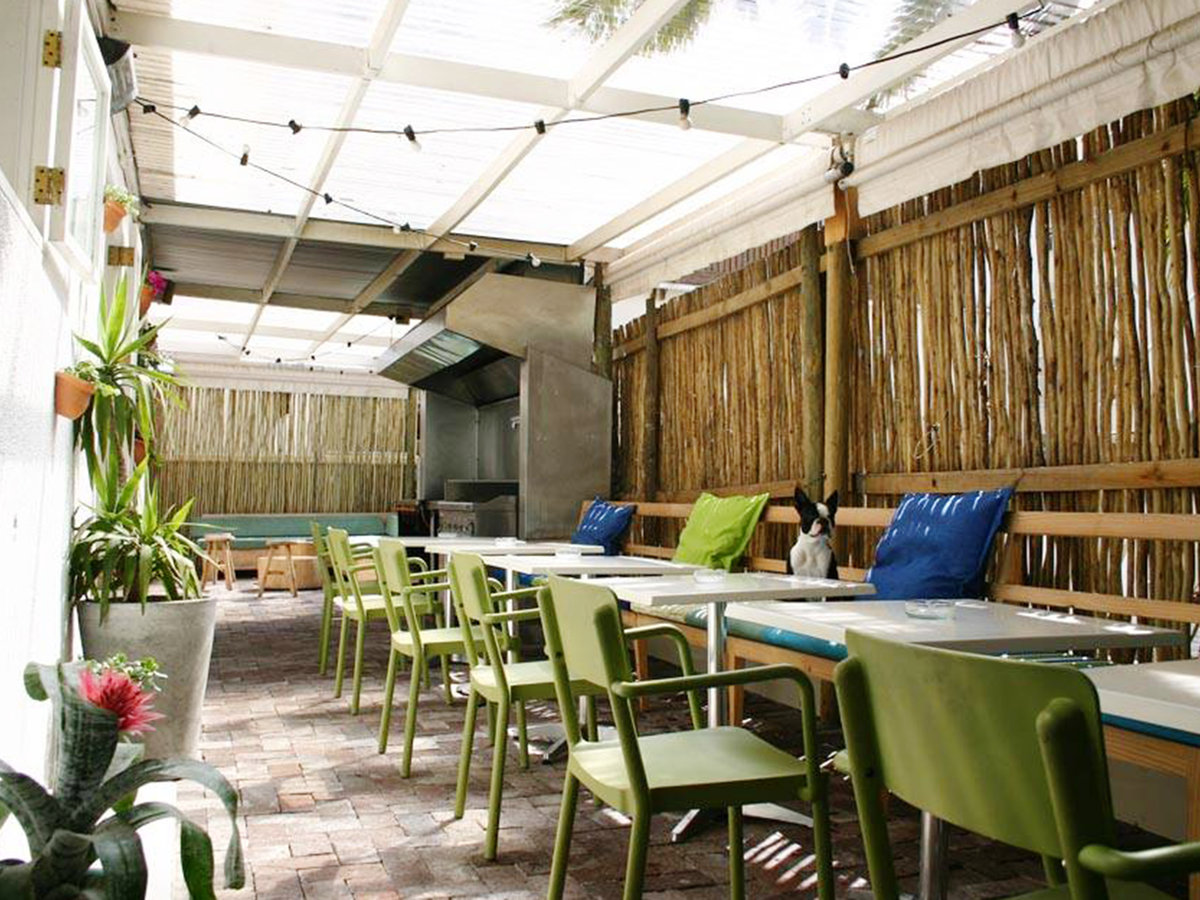 The Backyard Cape Town backyard grill & lounge | travel + leisure