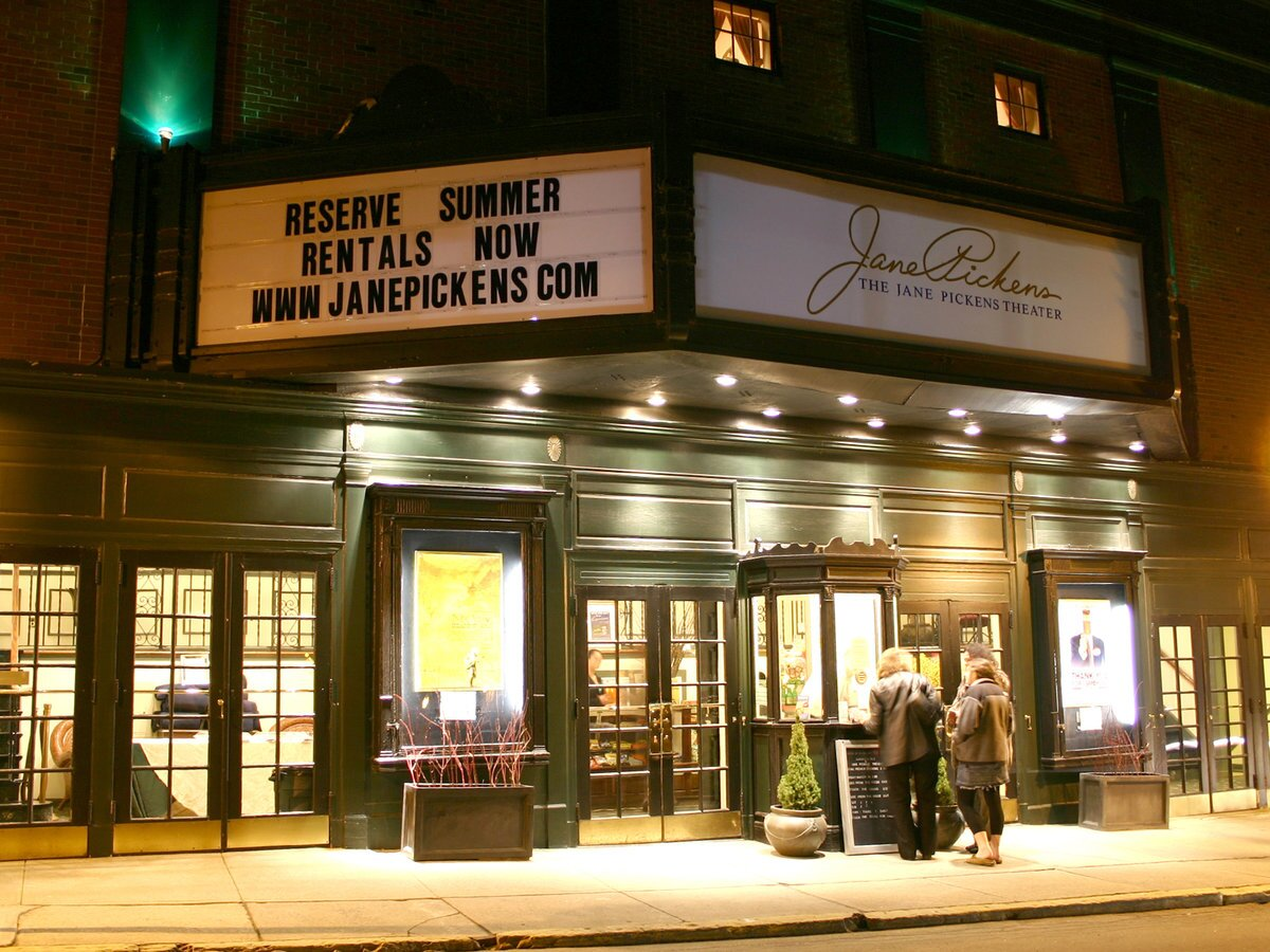 Jane Pickens Theater | Travel + Leisure