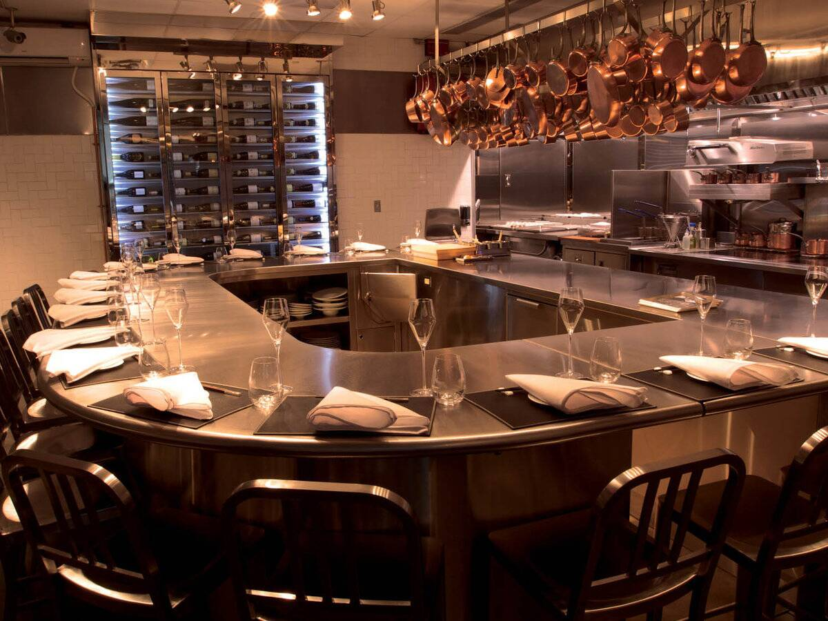 Chef\'s Table at Brooklyn Fare   Travel + Leisure
