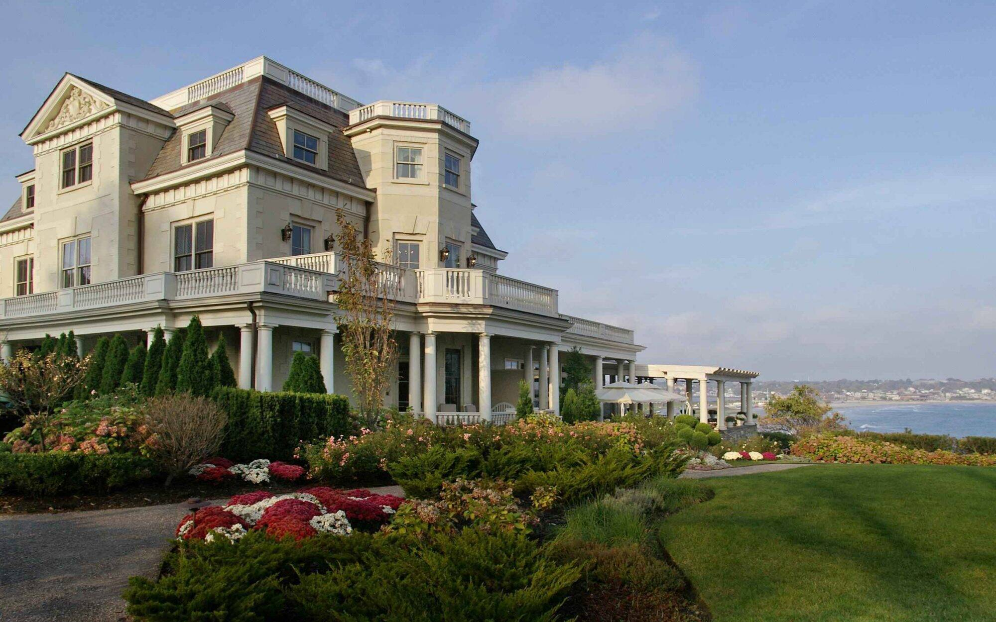 New England Is Famed For Its Charming Historic Inns And The Chanler At Cliff