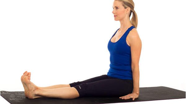3 Yoga Poses For Tired Achy Feet