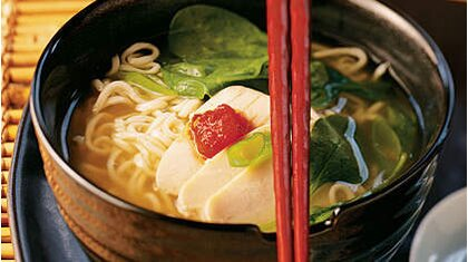 Chinese chicken noodle soup recipe health chicken noodle soup forumfinder Image collections