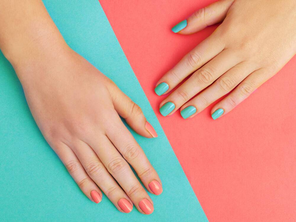 Best Nail Polish Color Combinations for Summer