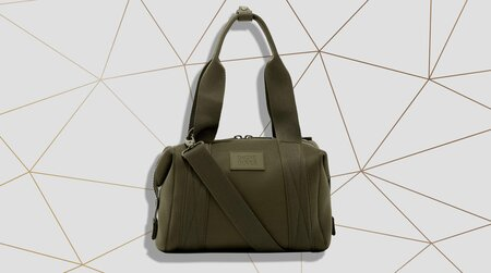 10 Stylish Gym Bags You Won t Be Embarrassed to Bring to Work a00f89b168