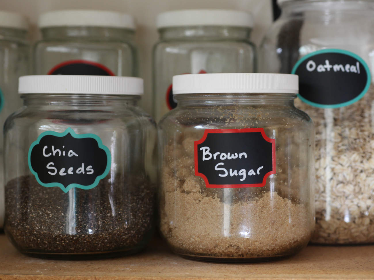 The Best Food Storage Containers for a Super Organized Pantry