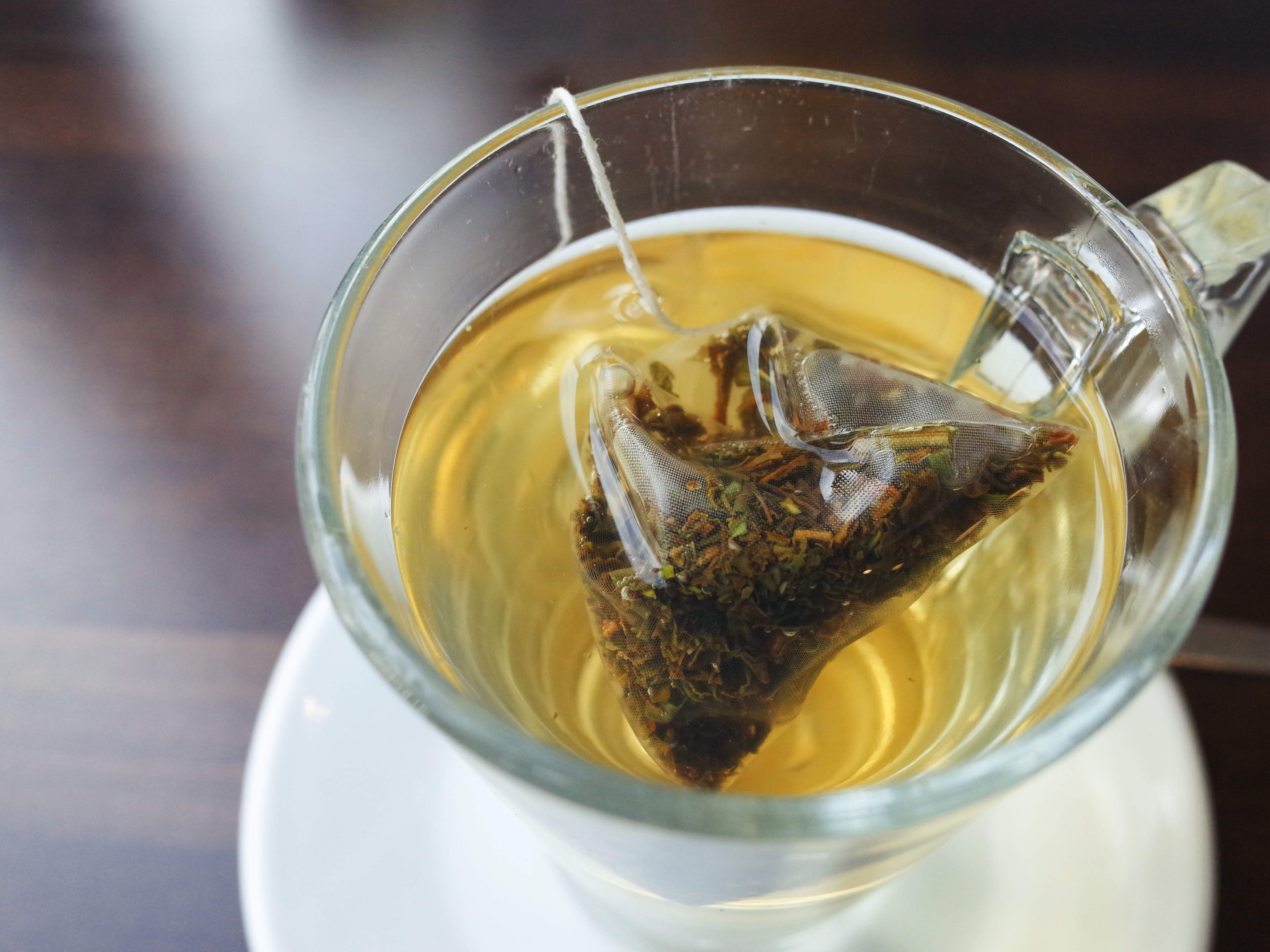 L-theanine (or green tea)