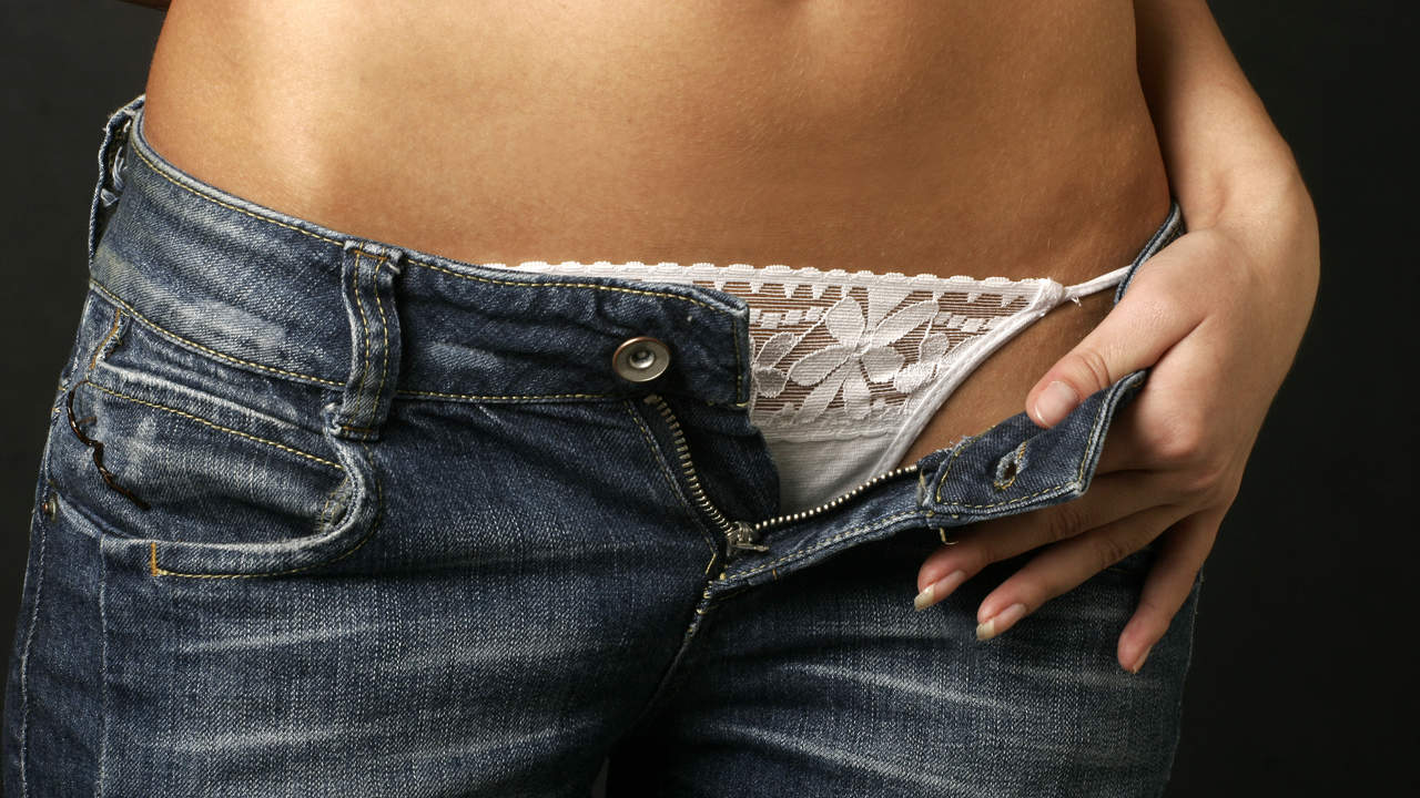 Itching doesn't always mean you have a yeast infection