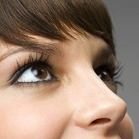Card your lashes for major volume