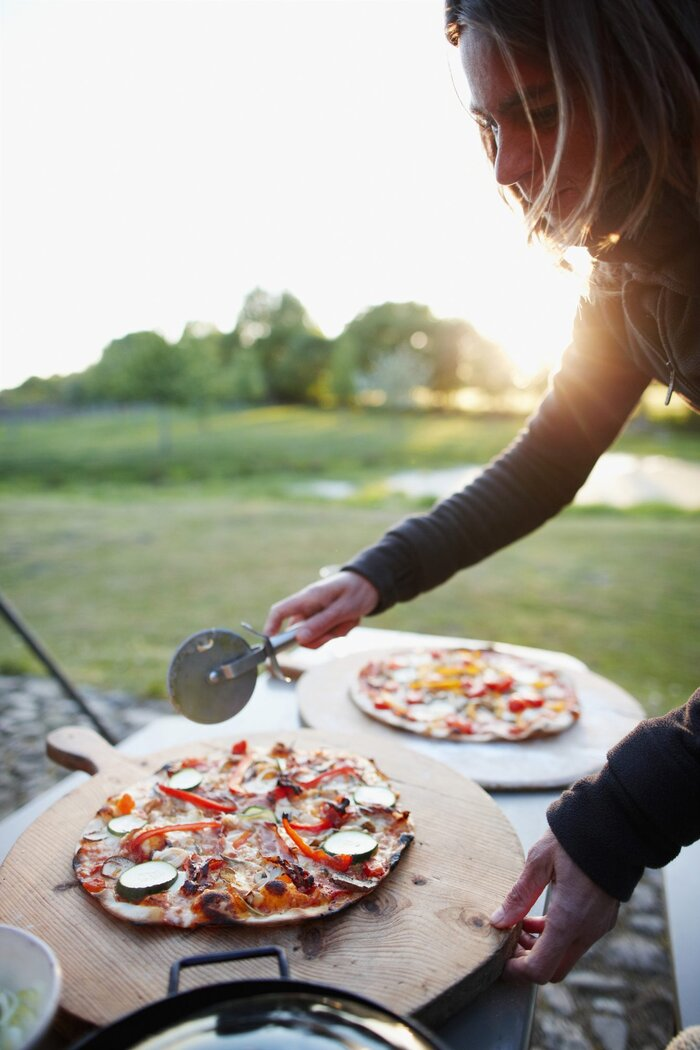 7 fresh and healthy vegetable pizza recipes health