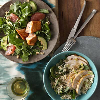 7 days of super healthy dinner recipes health