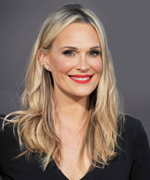 Molly Sims Instyle