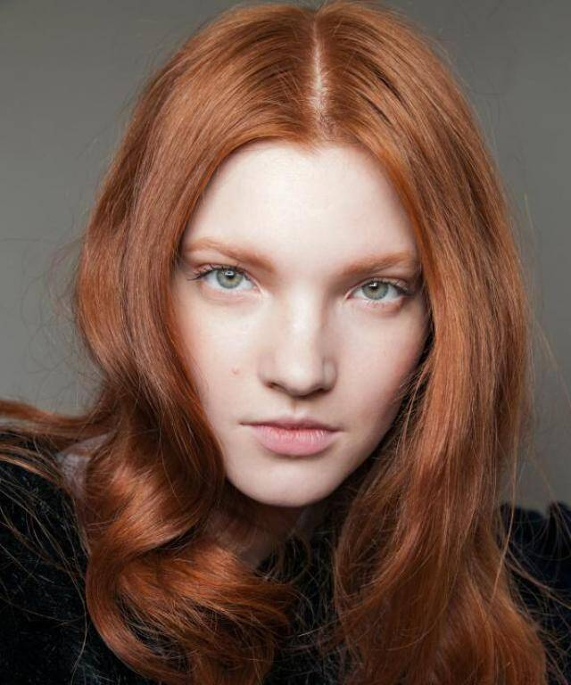 Red Hair Color Ideas Red Hairstyles Instyle