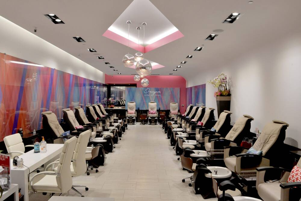 Could This Be the Most Expensive Nail Salon Ever? | InStyle.com