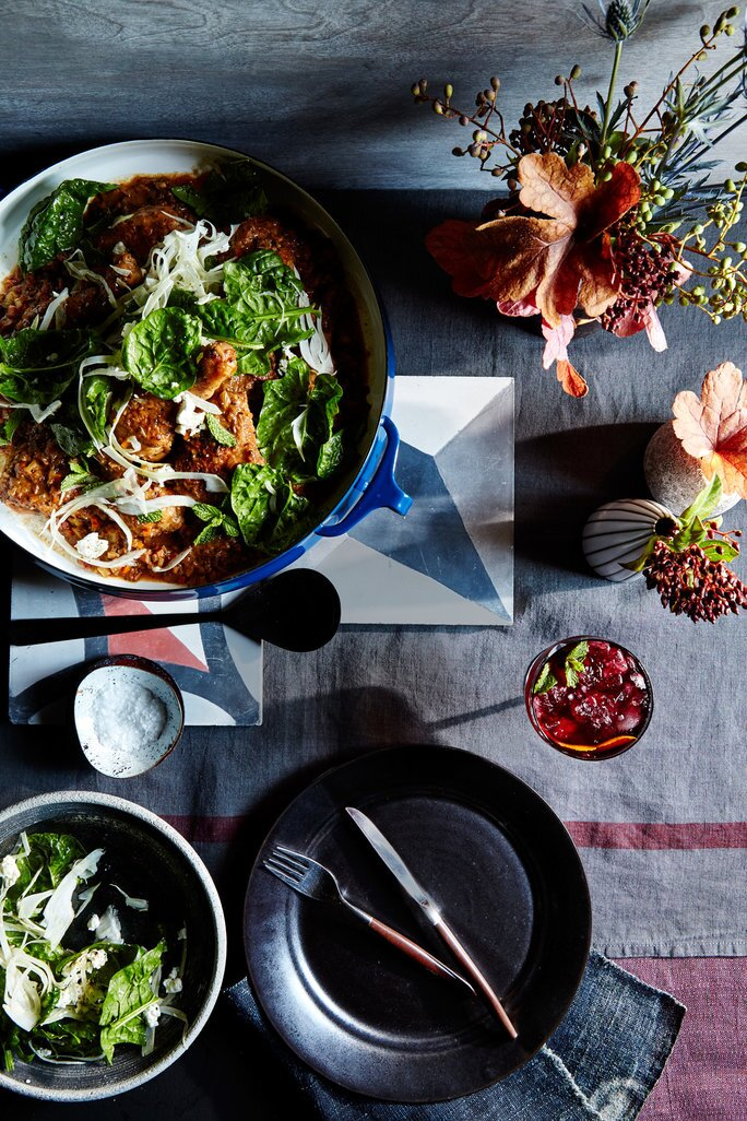 How To Throw An Easy Winter Dinner Party Instyle Com