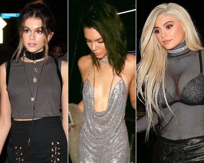Kendall Jenner Birthday Party Lead