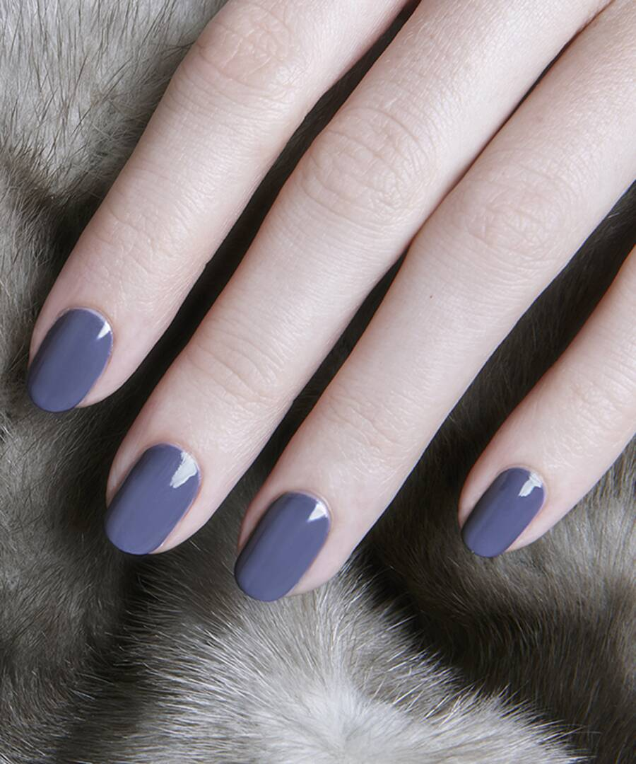 Dark Nail Polishes - Easy Manicure Ideas | InStyle.com