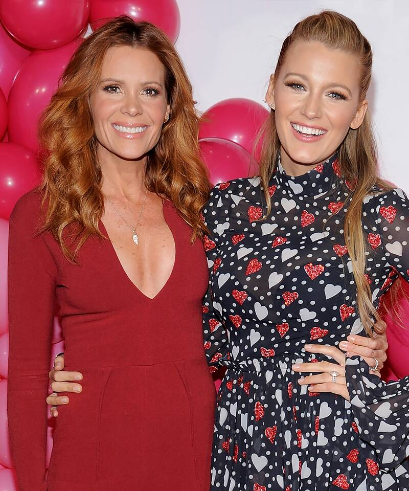 blake lively still steals her sister s makeup is all of us