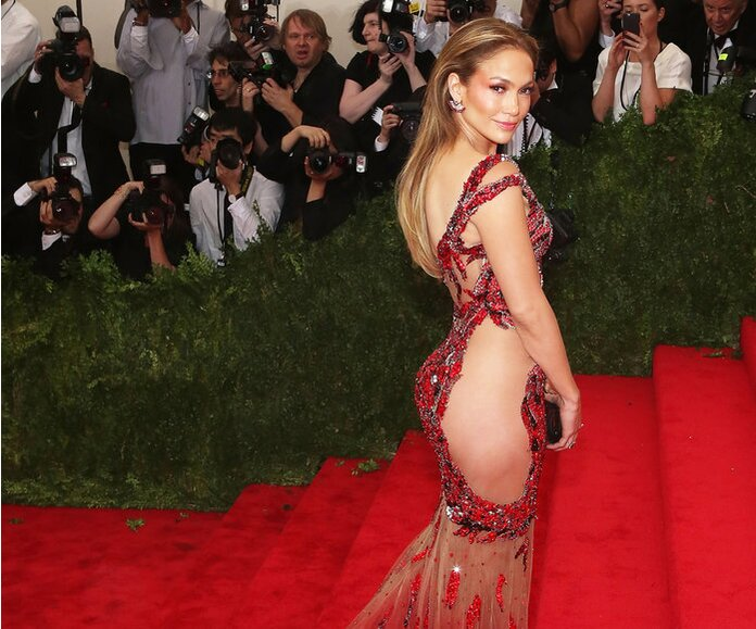 The 30 Most Naked Dresses of All Time   InStyle.com
