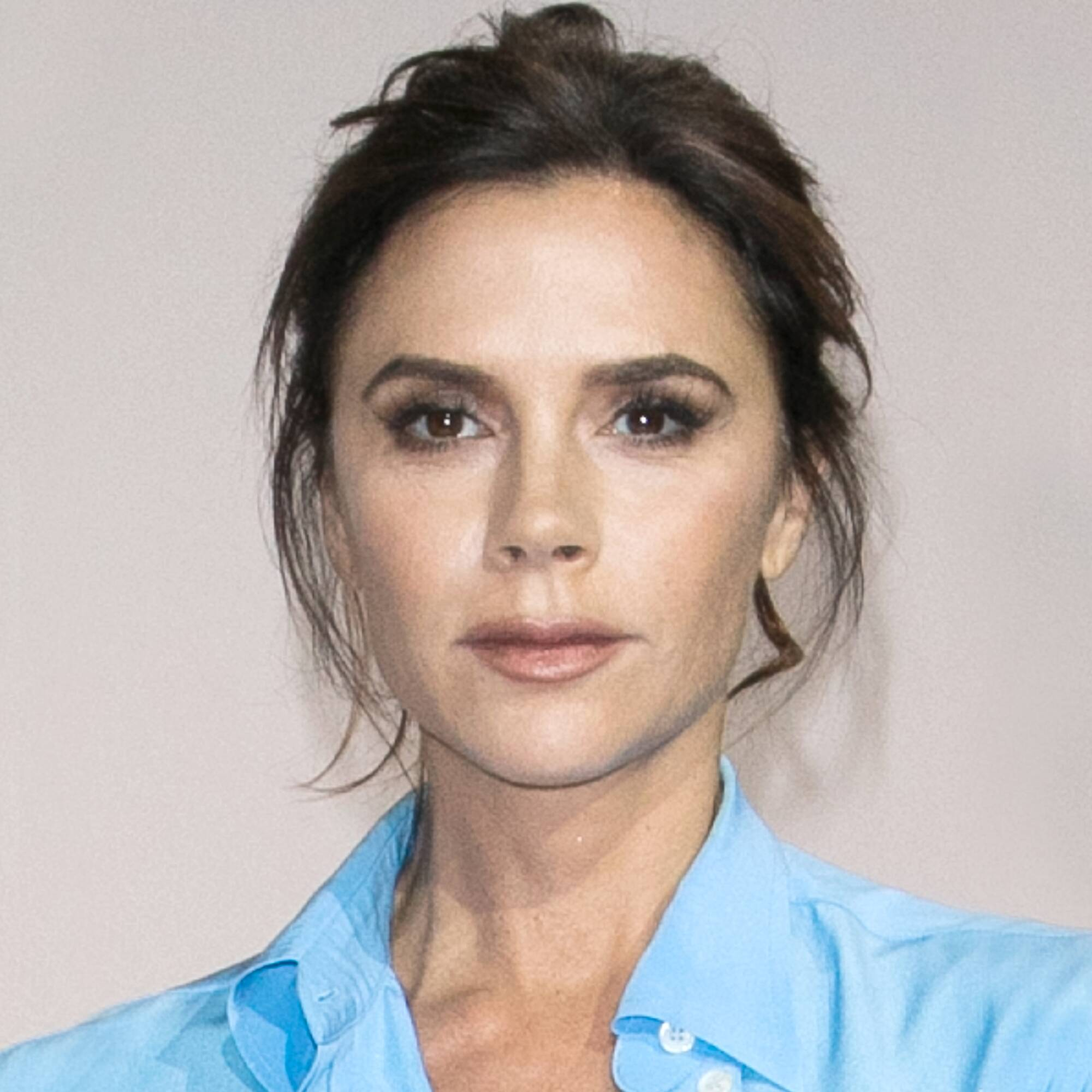 Victoria Beckhams Changing Looks Instyle