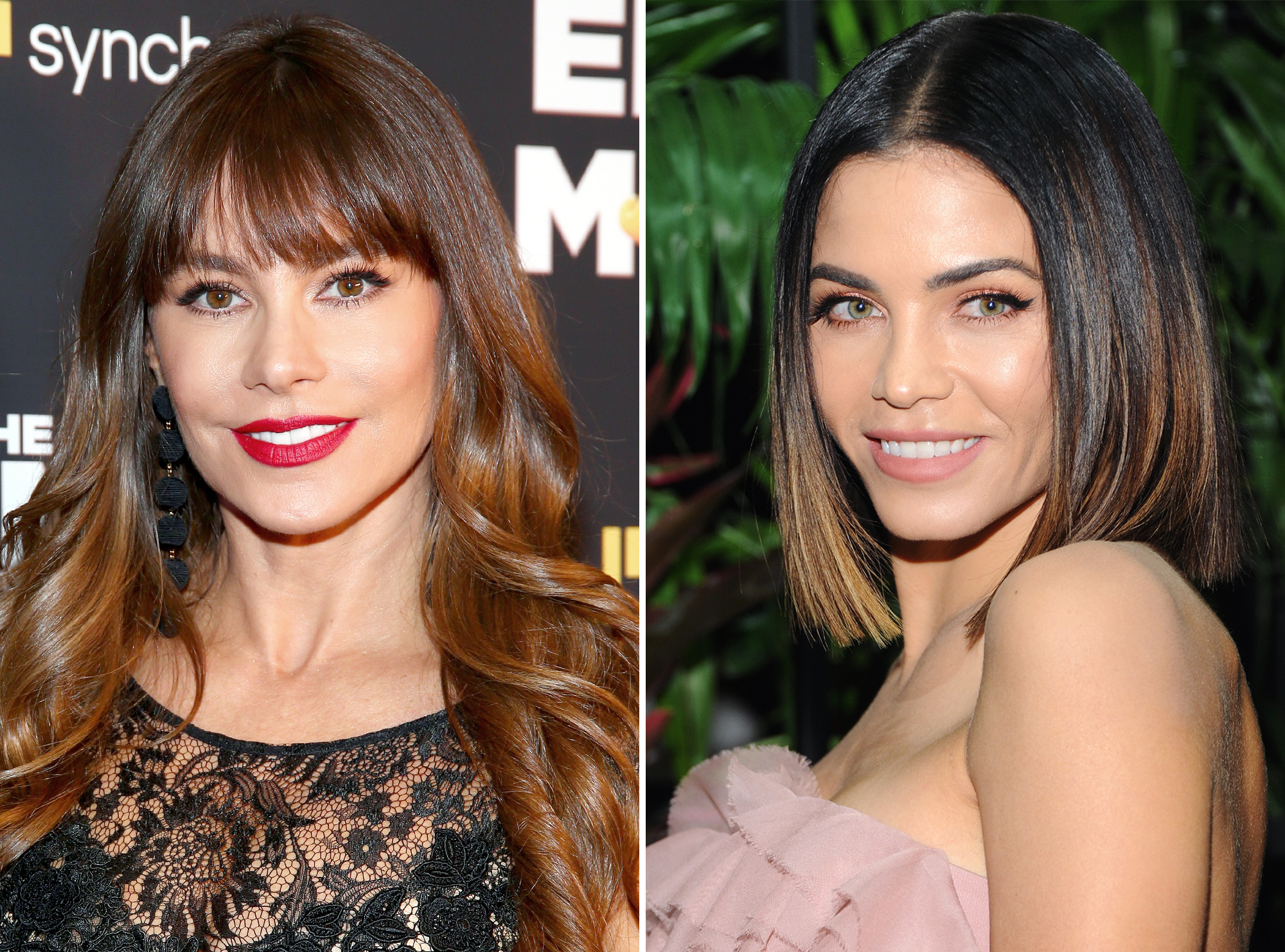 Flattering Haircut Ideas For Thick Hair Instyle Com