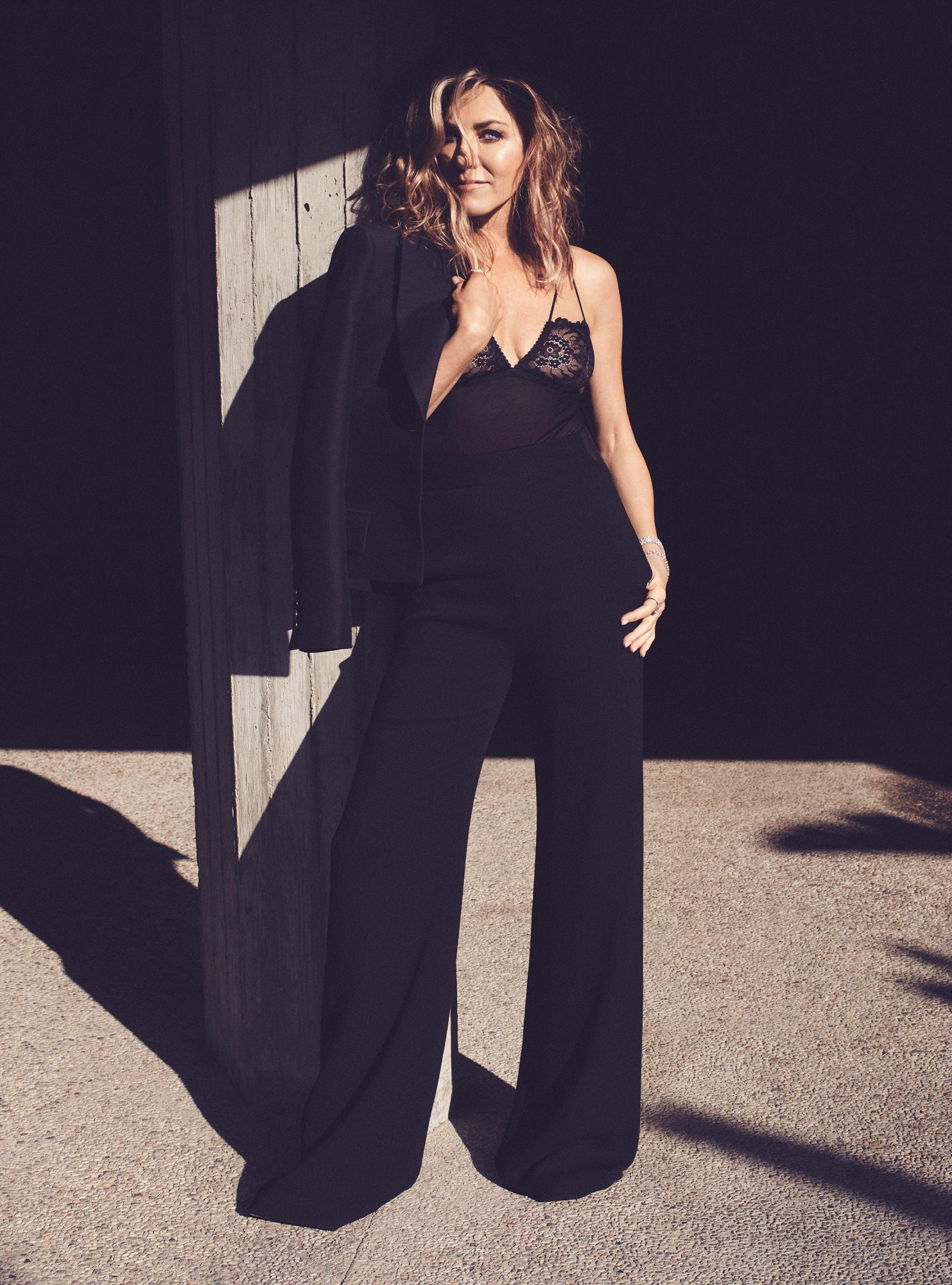 <p>InStyle September - Jennifer Aniston - Lead - 7</p>