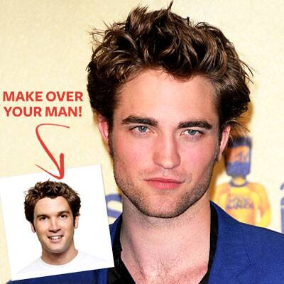 Give Your Man a Hollywood Makeover! | InStyle.com
