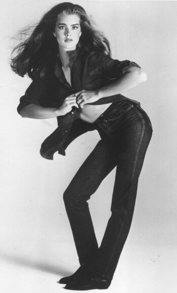 The Sexiest Jeans Ever   InStyle.com 597aef5e7c